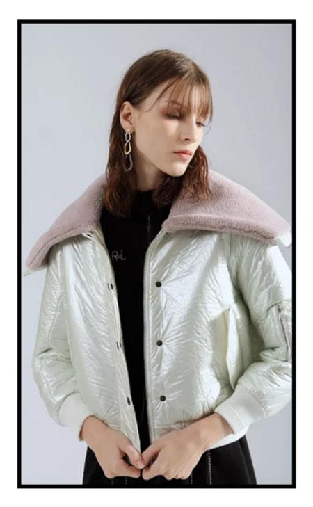 丹比奴潮流穿搭|今冬最美短外套,穿上就是高瘦美!