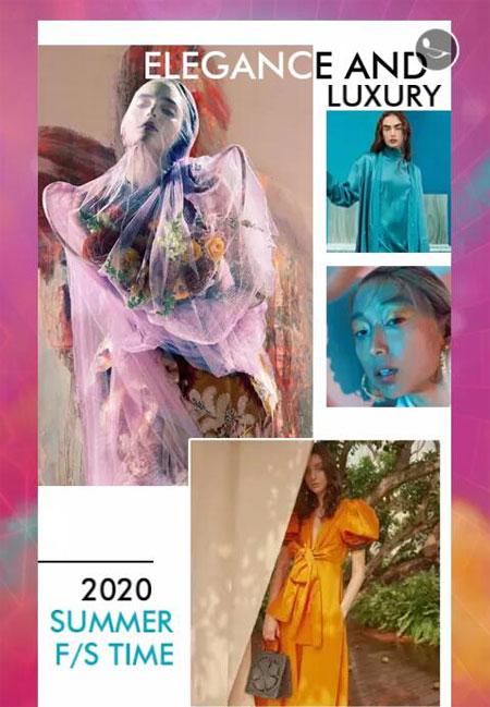 魅之女与你相约2020年夏季新品发布会