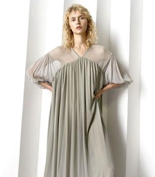 1/800奢华优雅的复古风连衣裙 你值得拥有!