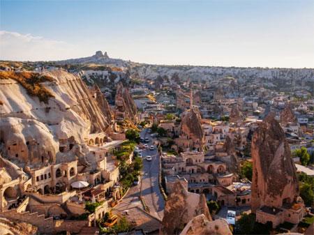 海外旅游 柔漾带你享受土耳其文化之旅