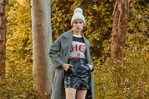 木丝语女装新款 超级百搭针织毛衫 不容错过!