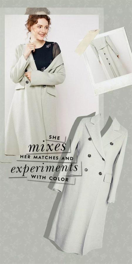 MYMO & M.HITI 2019AW   着大衣翩翩而至