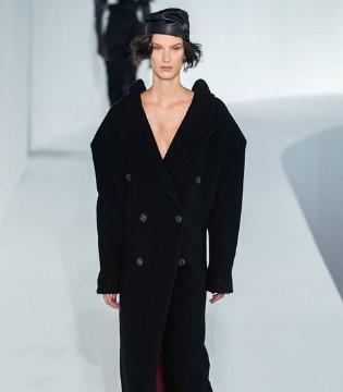 Acne Studios秋冬款女装 个性的同时不失时尚感