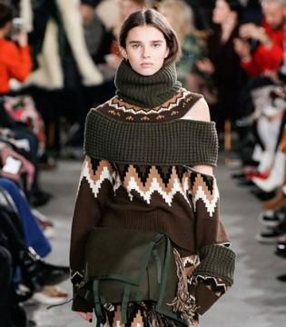 Sacai时尚女装 充满个性的时尚态度