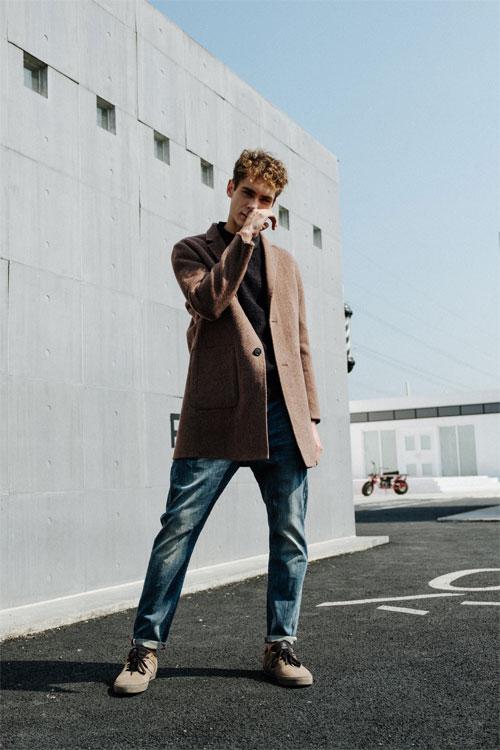 HS男装冬季新品 让你一秒穿出时尚感!