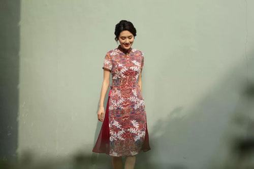崽种 进来膜拜旗袍的魅力!让你看看什么叫民族服饰