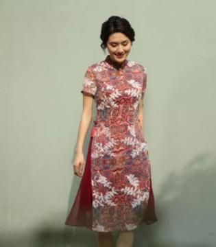 崽种 进来膜拜旗袍的魅力!让你们看看什么叫民族服饰
