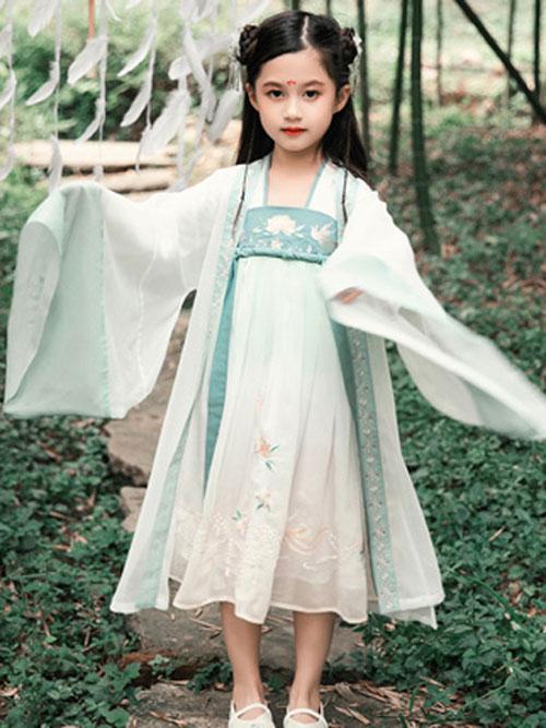 衿古文化国风古韵秋冬裙 尽显华国之美!