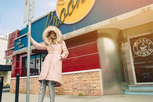 JA女装秋冬款上新 保暖显瘦时髦炸了!