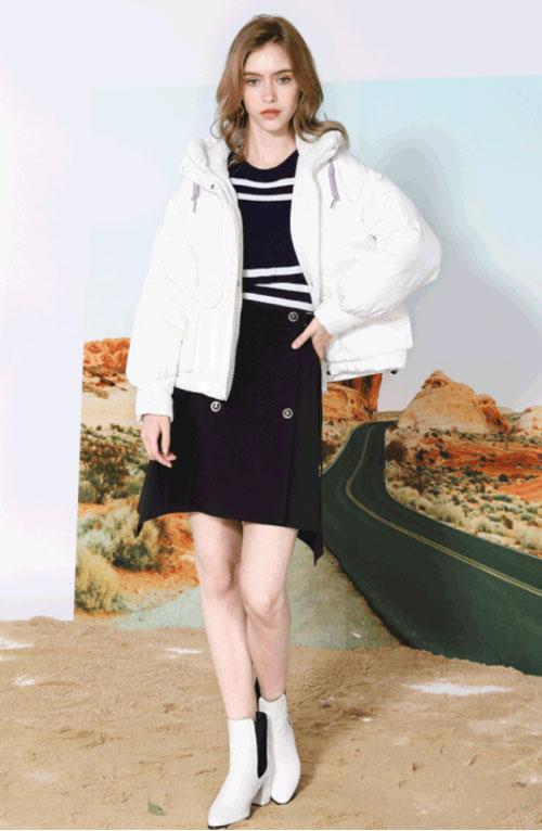 莎斯莱思今季保暖时髦新款羽绒服 让你全程被惊艳到!