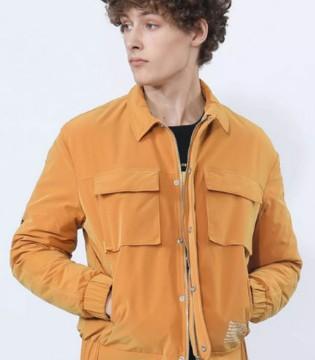 广州莎斯莱思时尚男装 打破冬季的沉闷 带来无限能量!