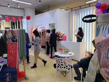 例格新店开业 河北沧州的一大步伐