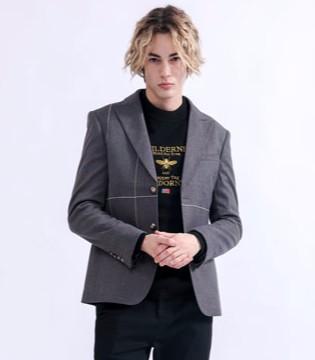 广州莎斯莱思时尚男装 一直用心做出好作品!