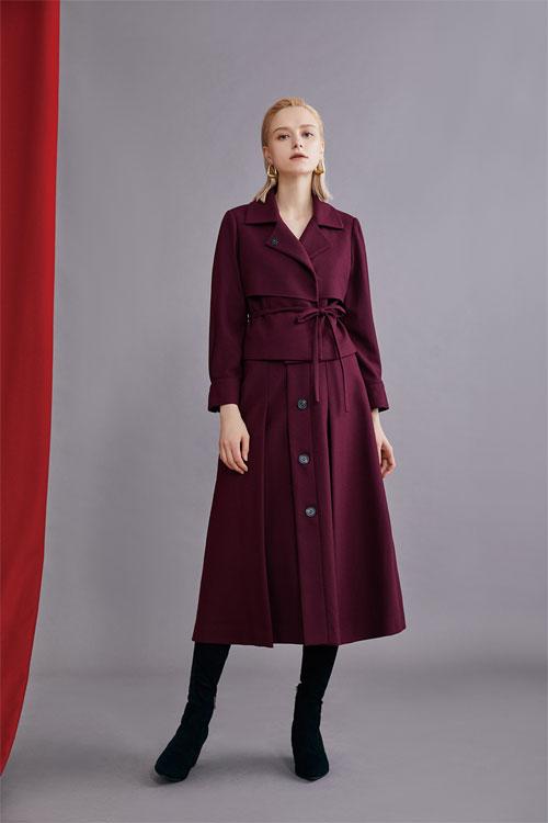 红凯贝尔新上市秋冬款女装 时髦精都在穿!