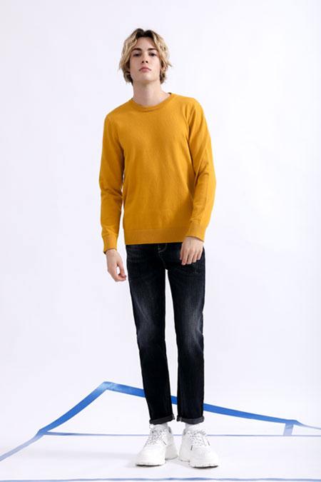 时尚莎斯莱思男装 打破了沉闷 增加层次感!