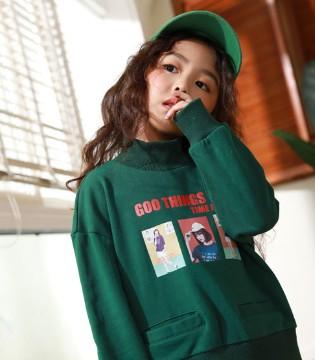 彰显女娃的娇俏与可爱的穿搭 尽在西瓜王子童装!