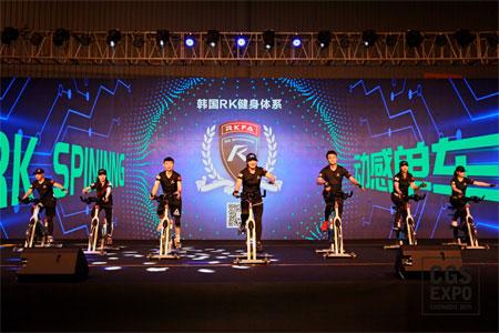 CGS成都体育运动博览会圆满落幕 明年七月再会!