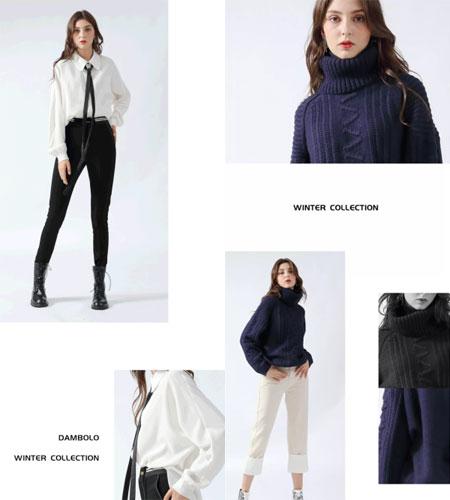 这些流行实穿的内搭单品 让你过上理想冬日