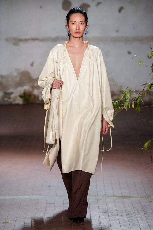 Jil Sander时装 简约时髦而自带特色!