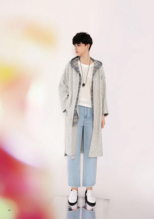 意澳冬季新品 将时尚感与休闲感相结合