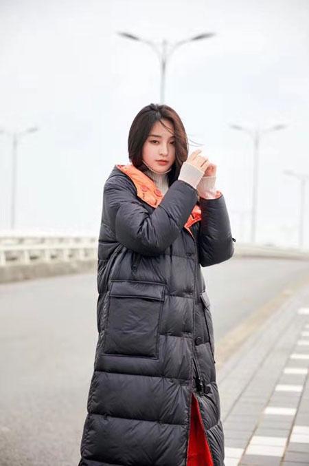 时间无情 芊伊朵品牌女装给你温暖寒冬