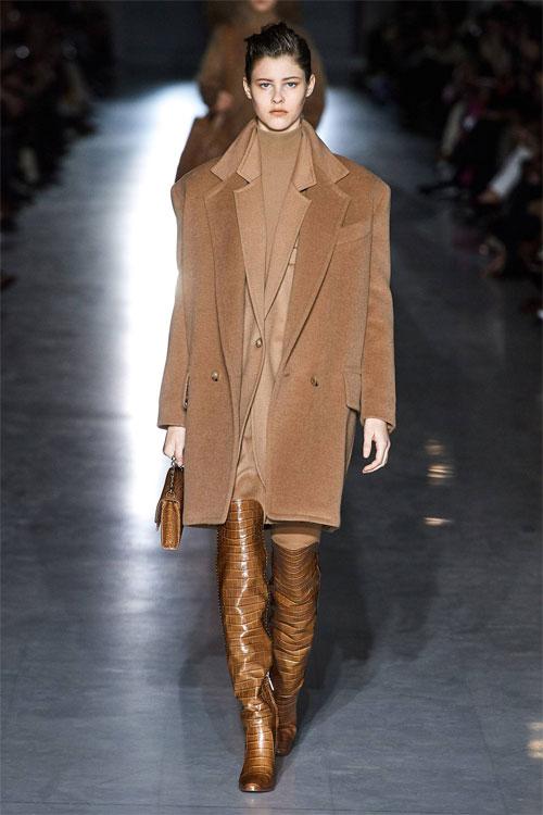 秋冬季流行而不雷同的穿搭 Max Mara为你呈现!