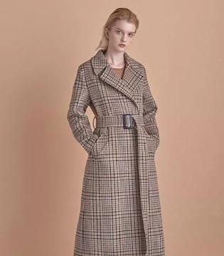 冬日必备大衣 风度与温度并存的时尚单品