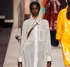 Fendi秋冬系列 不同的服装 展现你不同的美!