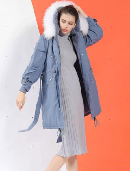 莎斯莱思时尚女装,棉服+裙子,让你又美又暖过冬天!