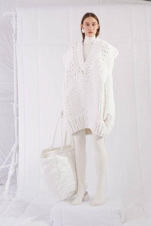 MM6 Maison Margiela:经典百搭的白色 还可以这样玩!
