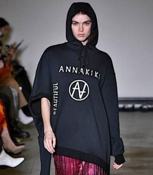 ANNAKIKI告诉你秋冬季穿搭技巧 搭配效果非常的养眼