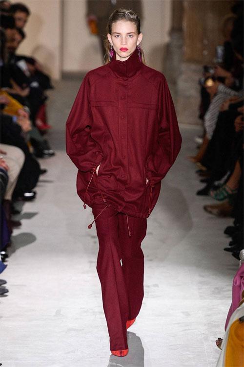 Salvatore Ferragamo秋冬时装 华贵与典雅并存