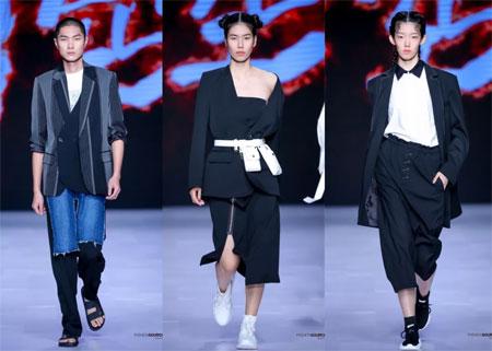 第六届深圳原创设计时装周 微观自己 总有一个在路上