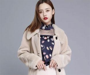 冬季上新 浩洋国际绒毛外套 怎么搭怎么好看!