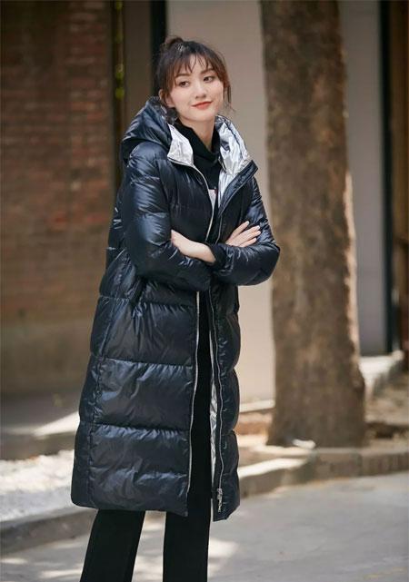 ZHIYI 仲冬来临  用一件羽绒服向寒冷致敬!