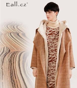 意澳女装教你冬季保暖时尚穿搭 显高还显瘦!