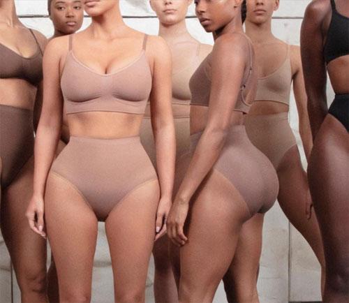 金・卡戴珊创立新品牌 开始进军塑身衣市场