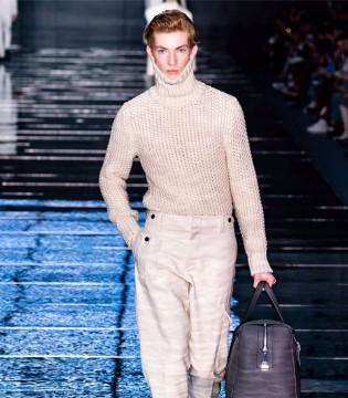 Hugo Boss告�V你 冬季里��毛衫怎么搭配更具特色