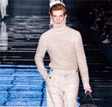 Hugo Boss告诉你 冬季里针织毛衫怎么搭配更具特色