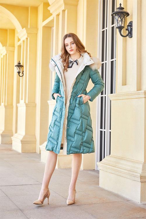 金蝶茜妮女装上新 为你带来今年最火的时尚秋冬装