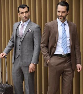 富绅男装 展现你的独特魅力 彰显你的高级衣品