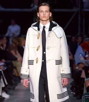 Burberry冬季男装系列 助你轻松变身男神!