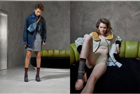 芬迪时尚女装2020早秋系列 打破新美学