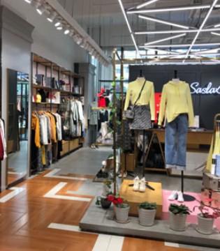 莎斯莱思品牌服装店 用实力撬动市场 用品质征服人心!