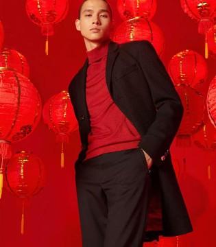 鸿运新年 HUGO BOSS 2020中国新年胶囊系列上新