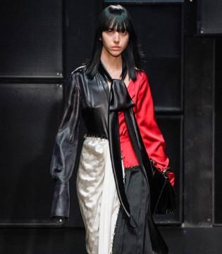 Marni时尚女装 嘻皮风与现代感的完美融合