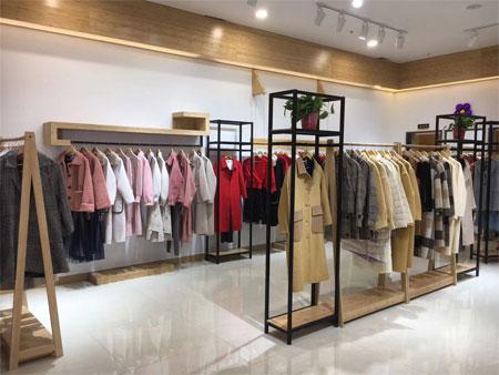 热烈祝贺金蝶茜妮女装品牌新店开业