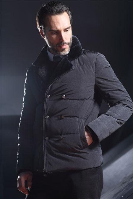 新年舒适的穿着 富绅男装应有尽有
