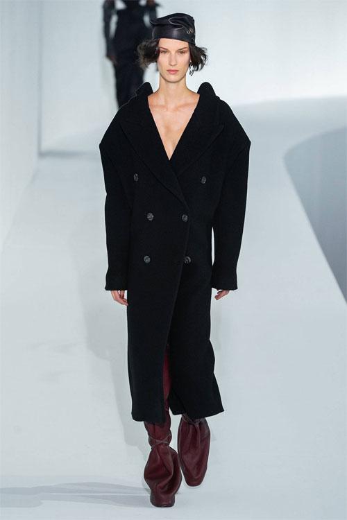 Acne Studios冬季时装 简约大方 低调奢华有特色