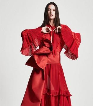 dundas时装女装 复古优雅 简洁时尚